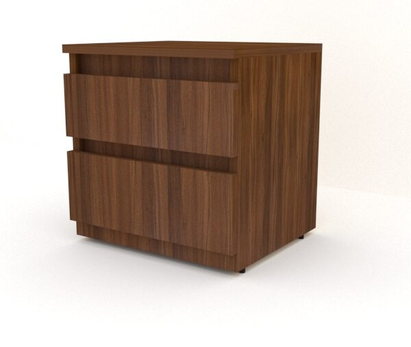 Exotic Finish Side table