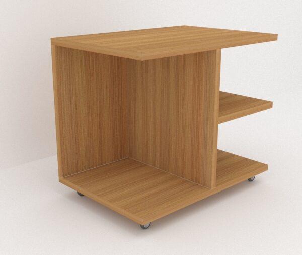 Urban Teak finish Side Table